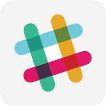 Slack Channel Icon