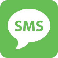 SMS Channel Icon